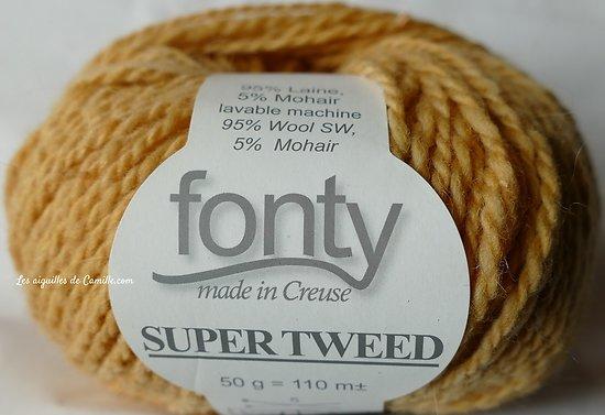 Super Tweed 27