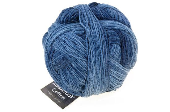 Zauberball Cotton Bleu de travail