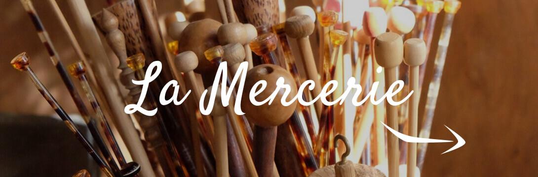 Mercerie : aiguilles