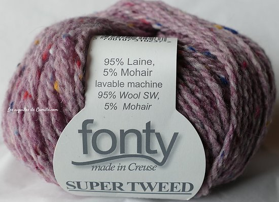 Super Tweed 24