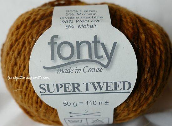Super Tweed 25