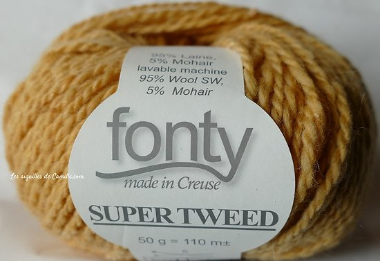 Super Tweed 27
