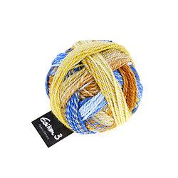 Kit Tricot Bonnet Lune de Miel Lever de Soleil au Caramel