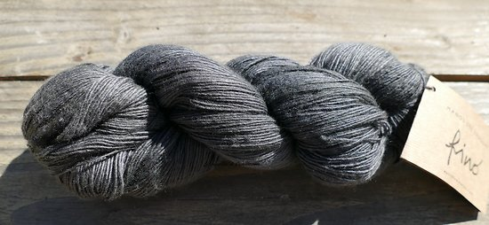 Silk Blend Fino Mourning 427