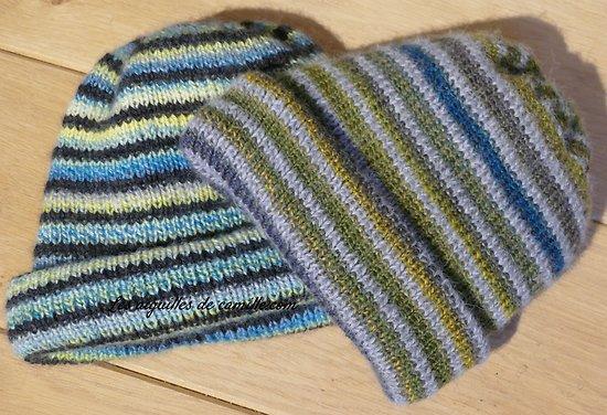 Kit Marcel, bonnet double