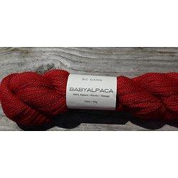 Babyalpaca Rouge brique