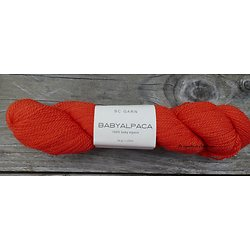 Babyalpaca Orange vif (n°57)