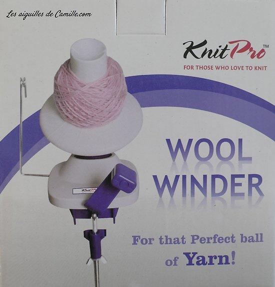 Bobinoir ( pelotonneuse) Compact Knit Pro