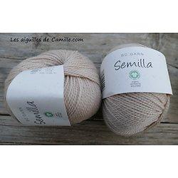 Semilla GOTS Crème