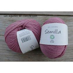 Semilla GOTS Vieux Rose