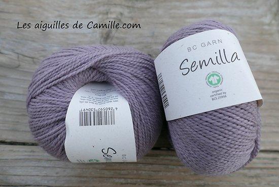 Semilla GOTS Bruyère