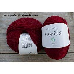 Semilla GOTS Rouge profond