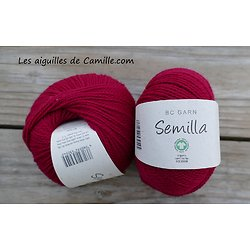 Semilla GOTS Rouge Cerise