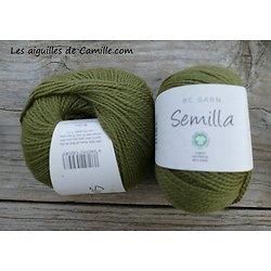 Semilla GOTS Olive