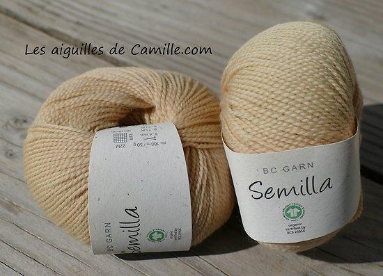 Semilla GOTS Vanille