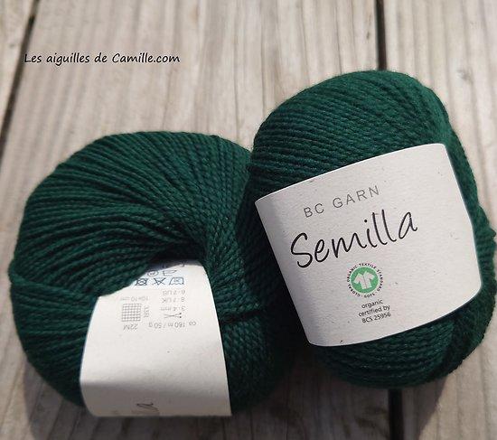 Semilla GOTS Sapin