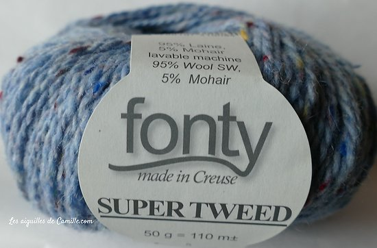 Super Tweed 9
