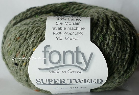 Super Tweed 11