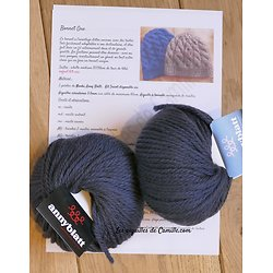 Kit Tricot Bonnet One