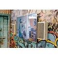 Dali Oberon On Wall