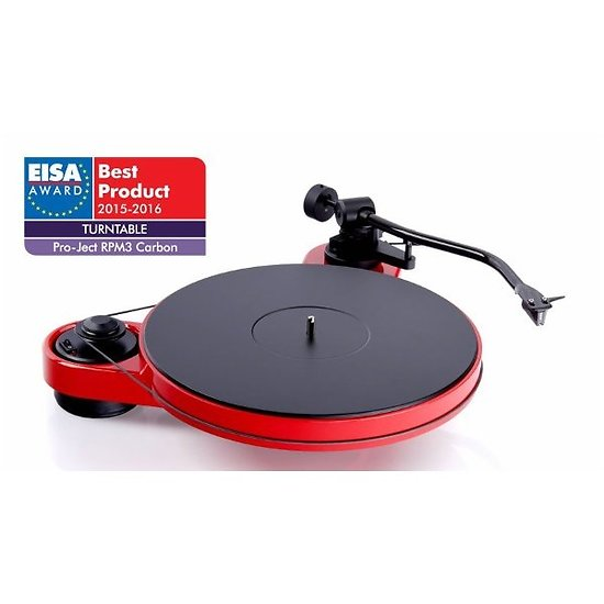 Pro-Ject RPM 3 Red