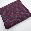 Pagne - Wax - Graphiques - Rouge / Noir / Bleu