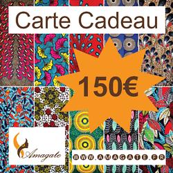 Carte Cadeau 150€