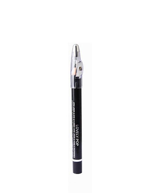 Crayon Jumbo 2en1 NOIR - Lovely Pop