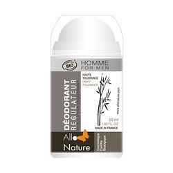 Déodorant régulateur sphère Alun en 50ml - Allo'Nature