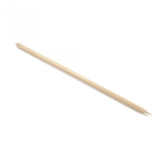 Lot de 12 bâtonnets Repousses Cuticules Bois - Yes Love
