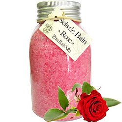 Sel de Bain senteur Rose en 250ml