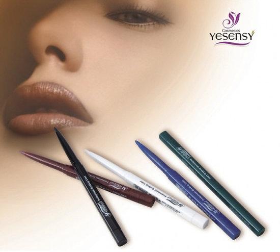 Crayon automatique Yeux et Lèvres offrant un tracé parfait Yesensy