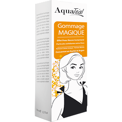 """Gommage magique """"Effet peau neuve"""" (peeling) - Aquatéal"""