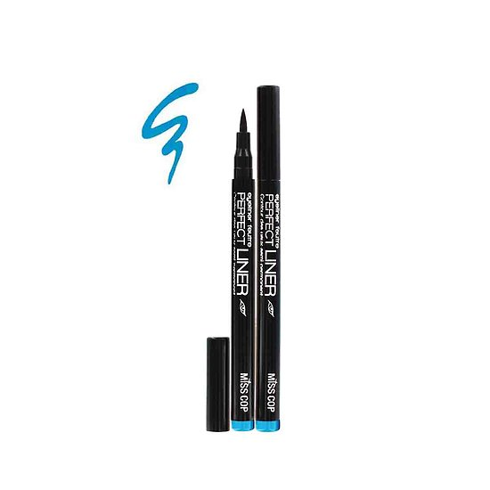 Eyeliner perfect liner Bleu outremer 37 semi-permanent Miss Cop