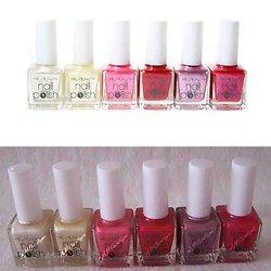 Vernis à ongles nacré Rose gamme tendance pour ongles Yesensy
