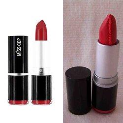 Rouge à lèvres Rouge 12 sensation confort sur les lèvres Miss Cop