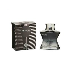 Eau de Toilette hommes Silenzia For Men en spray de 100ml Real Time