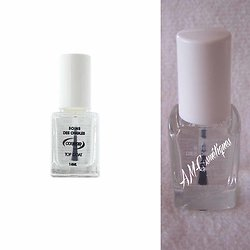 Top Coat vernis à ongles brillance, tenue, éclat du vernis Cosmod