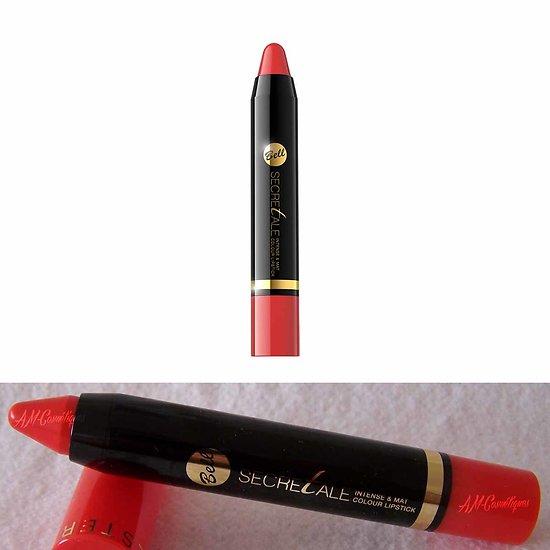 Rouge à lèvres Orange 01 crayon intense et mat secretale Bell