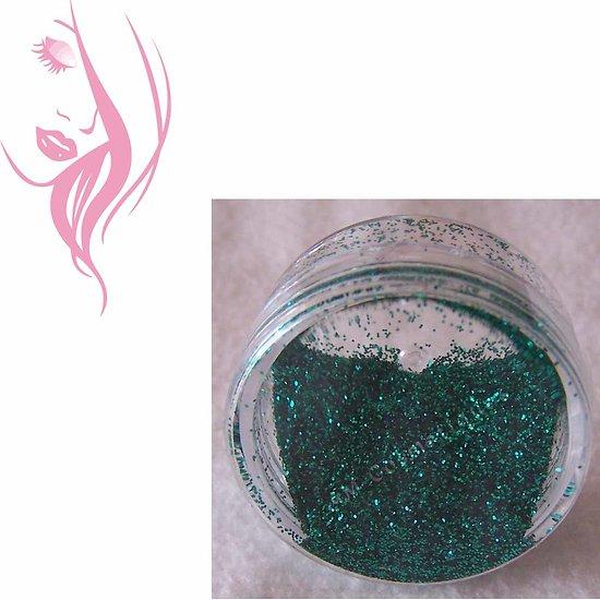 Paillettes cosmétiques Vert nail art, maquillage, tatouage éphémère