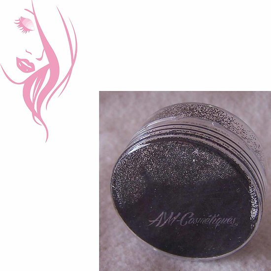 Paillettes cosmétiques Noir maquillage, nail art, tatouage éphémère