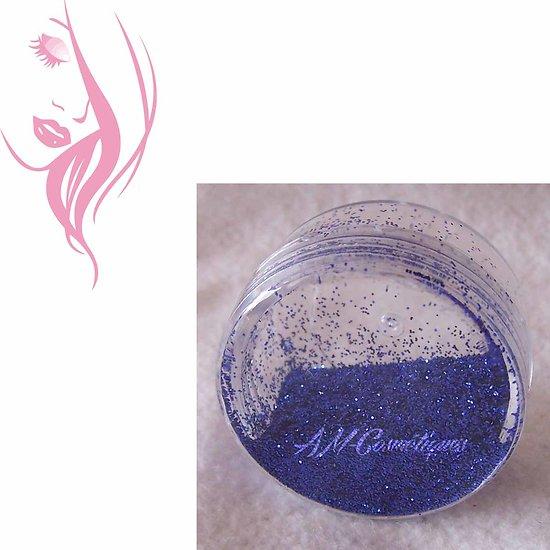 Paillettes cosmétiques Bleu Marine maquillage, nail art, tattoo