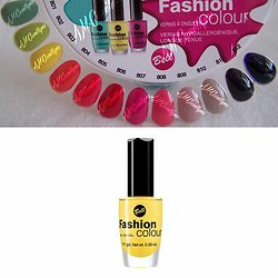 Vernis à Ongles Jaune 803 Fashion Colour hypoallergénique Bell