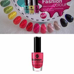 Vernis à Ongles Rosé 805 Fashion Colour hypoallergénique Bell