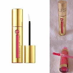 Gloss Fuchsia 04 brillant à lèvres rose Glossy Lip Tint intense Bell