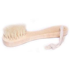 Brosse Gommage Spécial Visage à poils doux pour éliminer les impuretés