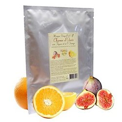 Masque Visage Charme d'Oasis Figues et Orange en 25g