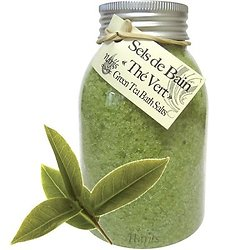 Sel de Bain senteur Thé Vert en 250ml