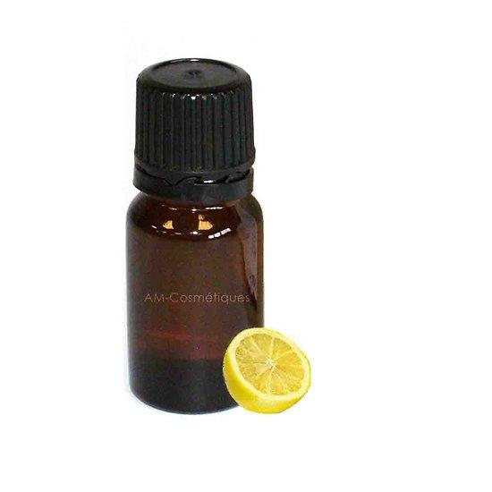 Huile Essentielle Citron 10ml extraite du zeste expression à froid