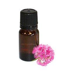 Huile Essentielle Géranium 10ml soulageant le stress et l'anxiété